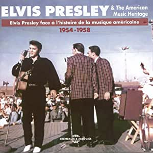 Elvis Presley & The American Music Heritage (3CD)