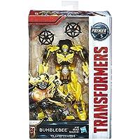 Transformers - Deluxe Bumblebee, Color Amarillo (Hasbro C1320ES0)