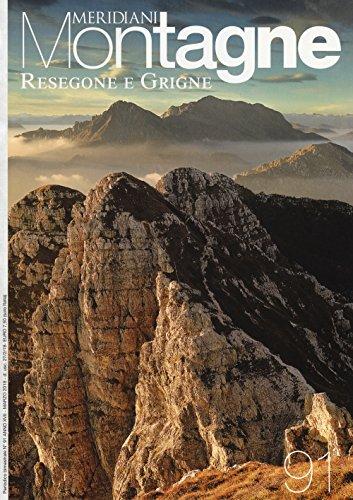 scaricare ebook gratis Resegone e Grigne. Con Carta geografica ripiegata PDF Epub