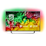 Philips 65PUS6753/12 65-Inch 4K Ultra HD Smart TV with HDR Plus, Freeview Play
