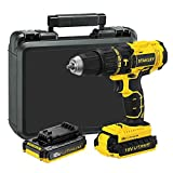 Stanley FMC627D2 Perceuse à Percussion 18V 2Ah sans charbons 2x batteries