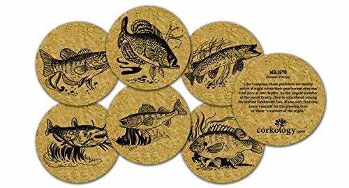 corkologycom-fresh-water-fish-cork-coasters-375