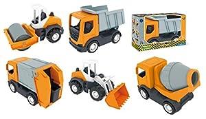 Wader 5 Modelo construcción Site Tech camión
