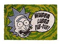 ERIK - Felpudo entrada casa Wubba Lubba, Rick