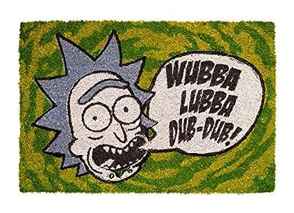 Odio este universo Morty, no me gusta que pisen mi cara.
