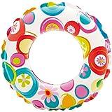 Intex Recreation 59230NP Lively Print Swim Ring