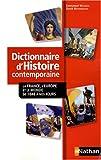 Dictionnaire d'histoire contemporaine : La France,..