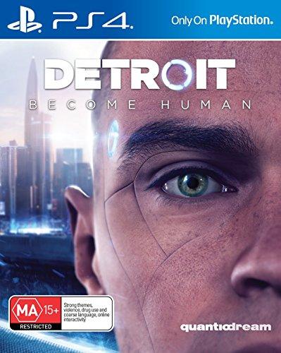 Detroit Become Human ps4 PEGI