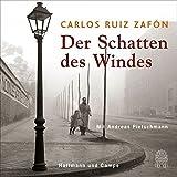Der Schatten des Windes, 7 Audio-CDs -