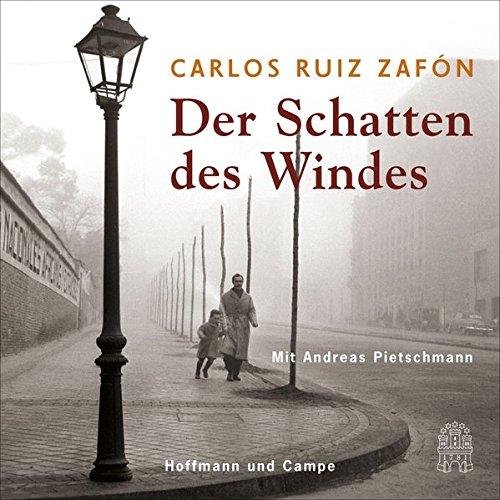 Preisvergleich Produktbild Der Schatten des Windes, 7 Audio-CDs
