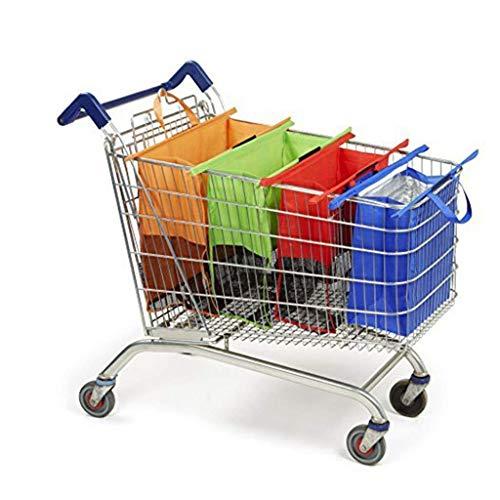 Tumao Trolley Bags - 4 colori, 4 formati. Soddisfare tutte le vostre esigenze. Per carrello della spesa