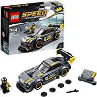 Lego Speed Champions - Mercedes-AMG GT3 - 75877- Jeu de Construction