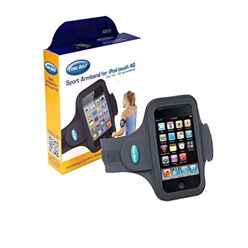 Tunebelt Schwarz Sport Armband für iPod Touch 2G 3G 4G 5G 4th 5th gen AB10