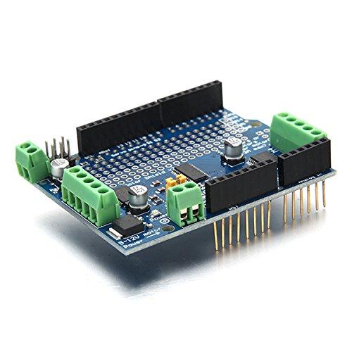 shield tablet ILS - Modulo DC Stepper Motor Shield V2 TB6612FNG PWN Drive per Arduino