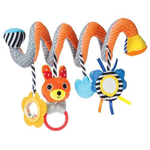Manhattan Toy Emmener Jeu d'activité spirale jouet de voyage