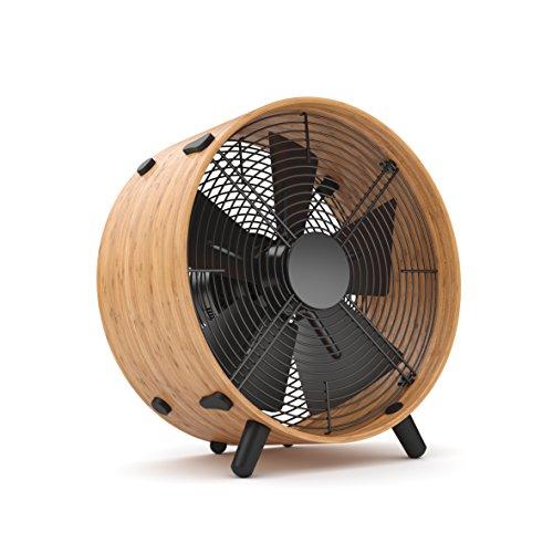 Stadler Form OTTO - Ventilador (350 x 185 x 376 mm, 4,25 kg) Negro, Madera