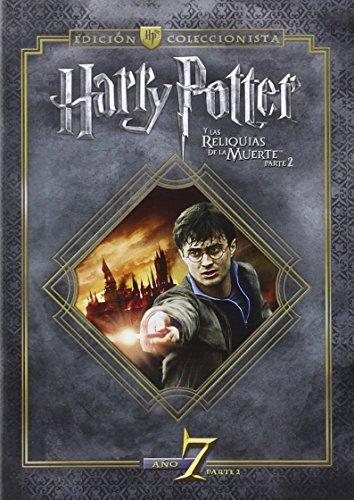 Harry Potter Y Las Reliquias De La Muerte Parte 2. Edición Coleccioni