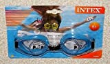 Best Intex Goggles - Intex Swimming Goggles (Blue colour) - 8+yrs Review