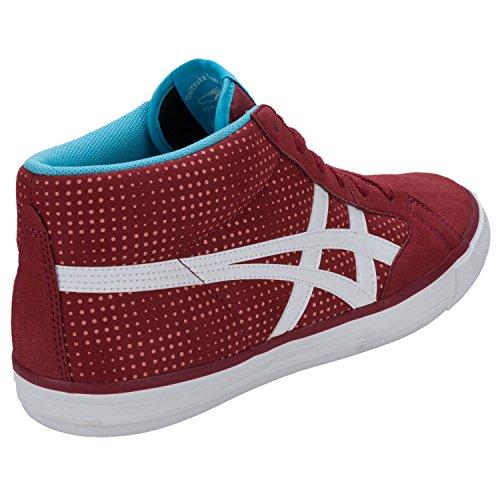 Onitsuka Tiger, Sneaker donna Rosso rosso Rosso (rosso)