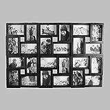 DRULINE 24 Fotos Bilderrahmen Fotorahmen Fotocollage Collage Fotogalerie...
