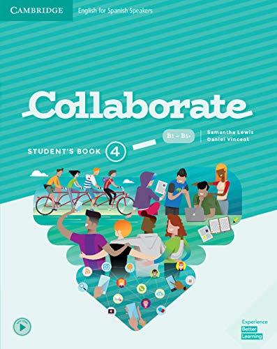Collaborate level 4 student's book