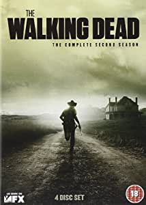 The Walking Dead - Die komplette zweite Staffel [4 DVDs] [UK Import]