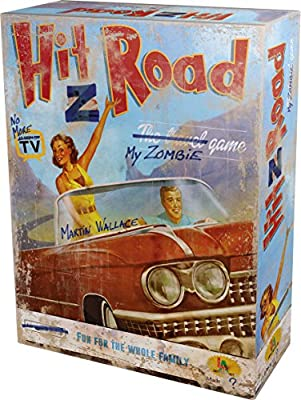 Asmodee - SCHZR01FR - Hit Z Road