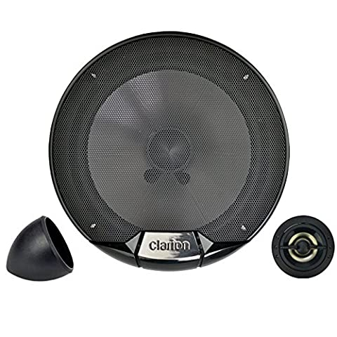 Clarion SRG1723S Speaker 16.5 cm 2-Way Component System 165 mm
