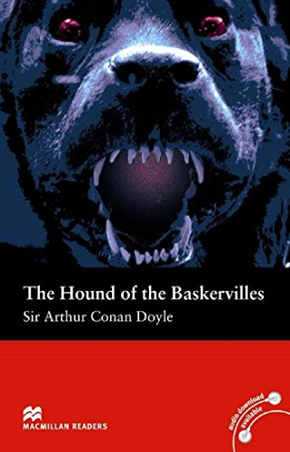 The Hound of the Baskervilles Elementary Reader Macmillan: Elementary Level (Macmillan Reader) por Stephencolbourn