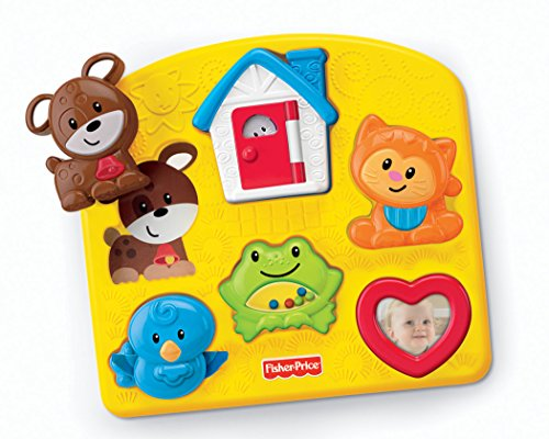 Mattel Fisher-Price W9839 - Mein erstes Puzzle Puzzles Fisher Price
