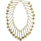 Gleader Lot de 1000 Pcs Pins Epingles de Surete epingles de Nourrice en Metal 20mm - d'Or