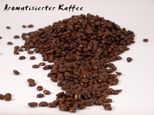 Aromatisierter Kaffee - Amaretto - 1000g - Gemahlen