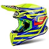 Airoh Helmet Twist Cairoli Qatar, Yellow, Größe M