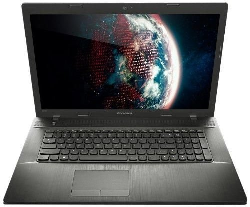 Lenovo G700 43,9 cm (17,3 Zoll HD+ LED) Notebook (Intel Pentium 2020M, 2,4GHz, 4GB RAM, 1TB HDD, DVD-R, Win 8) schwarz