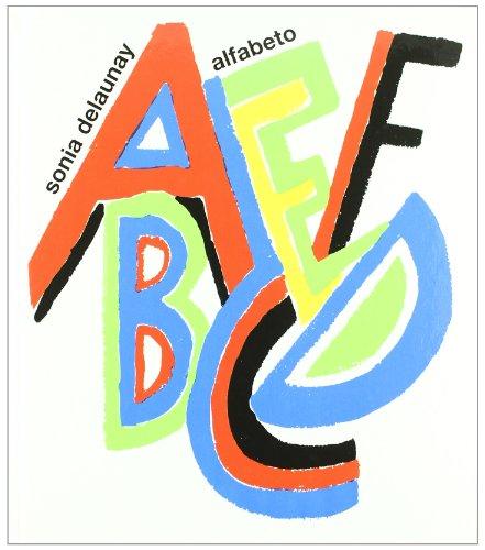 Alfabeto (Los cuentos de la cometa) por Sonia Delaunay