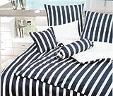 JANINE exclusive Bettwäsche 100% feinste naturreine Baumwolle duftig leicht 3925 Fb 98 schwarz Größe:135x200 + 80x80 cm