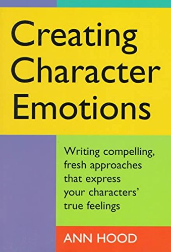 Portada del libro [(Creating Character Emotions)] [By (author) Ann Hood] published on (September, 1998)