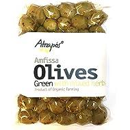 Atrapos Green Amfissa Olives, 300 g