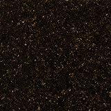 Instant Granit Arbeitsplatte Film–Schwarz, Künstlich, schwarz, Large
