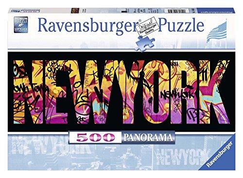 Ravensburger 14650 - New York Graffiti - New 300 York Teile Puzzle