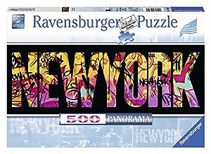 Ravensburger - Puzzles 500 Piezas, diseño New York Graffiti (14650 5)
