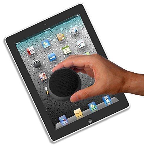 Lot de 3 nettoyeurs d'écran pour iPad, PC, ordinateur de bureau, macbook et téléphone portable. Solution écoresponsable aux lingettes jetables