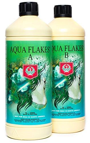 House & Garden Aqua Flocons Grow A & B 1Litre