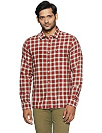 Arrow Sports Men's Checkered Slim Fit Casual Shirts at FLat 70% OFF low price image 5