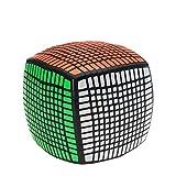 Ysss 17 ° Orden Rubik Cube Avanzado Difícil Edición Limitada Coleccionista de Juguete