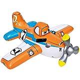 INTEX Reittier Planes Flugzeug aufblasbar Schwimmen Wasser Kinder Wasserspielzeug Pool Planschbecken...
