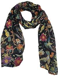 9d17fe6f2d28 World of Shawls NEUF FEMMES Style Célébrité long écharpe écharpes ...