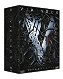 Vikings - Coffret l'Integrale Saisons 1 + 2 + 3 + 4 [Import] [Blu-ray]