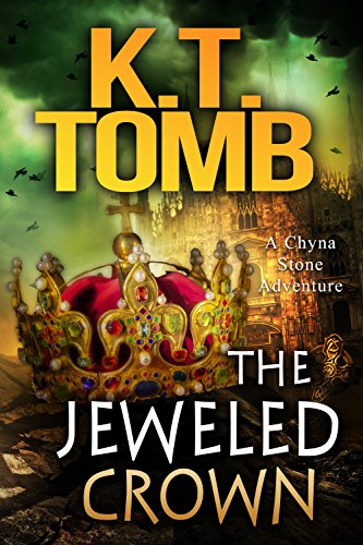 the-jeweled-crown-chyna-stone-adventure-english-edition