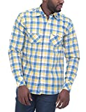 FASH-A-HOLIC Yellow Casual Shirt (F-115-...